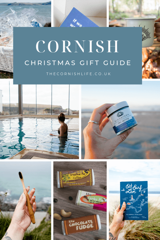 The Cornish Christmas Gift Guide: Shop Local with Cornwall Brands