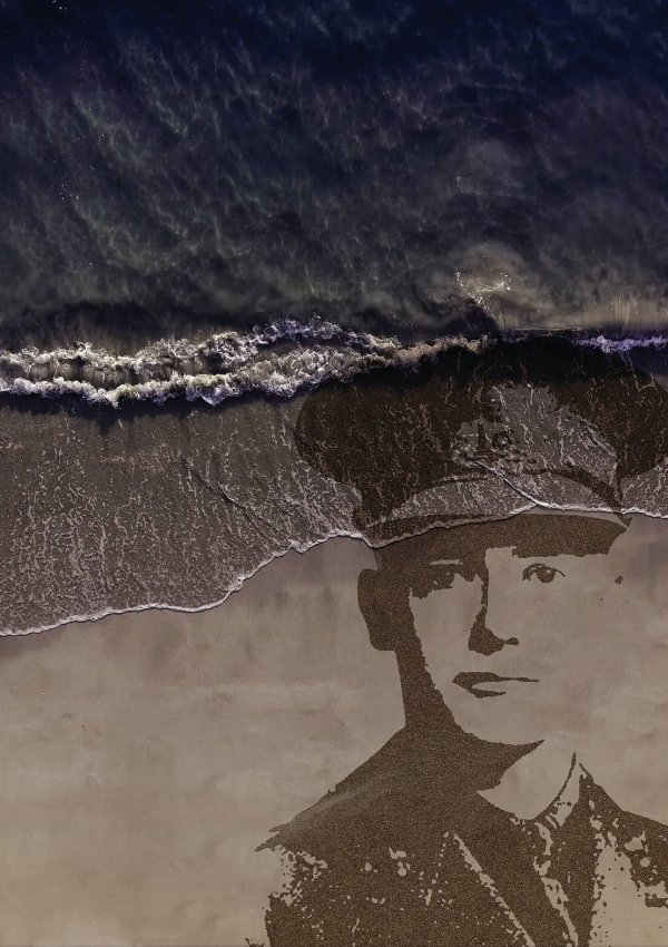 Pages of the Sea: Beach Memorial on November 11th