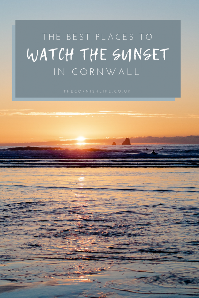 Best places to watch the sunset in Cornwall