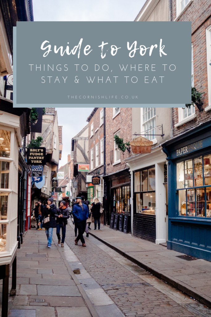 York Guide: Things to Do, Where to Stay and What to Eat in York City Centre