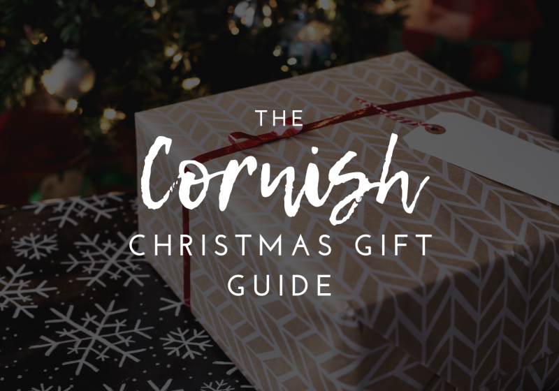 The Cornish Christmas Gift Guide 2018