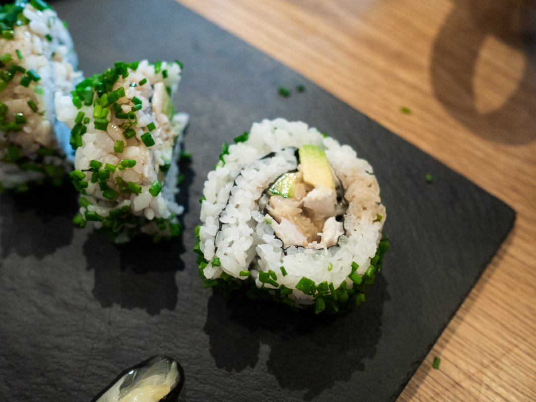 Sushi with Philleigh Way & Naoko's Kitchen