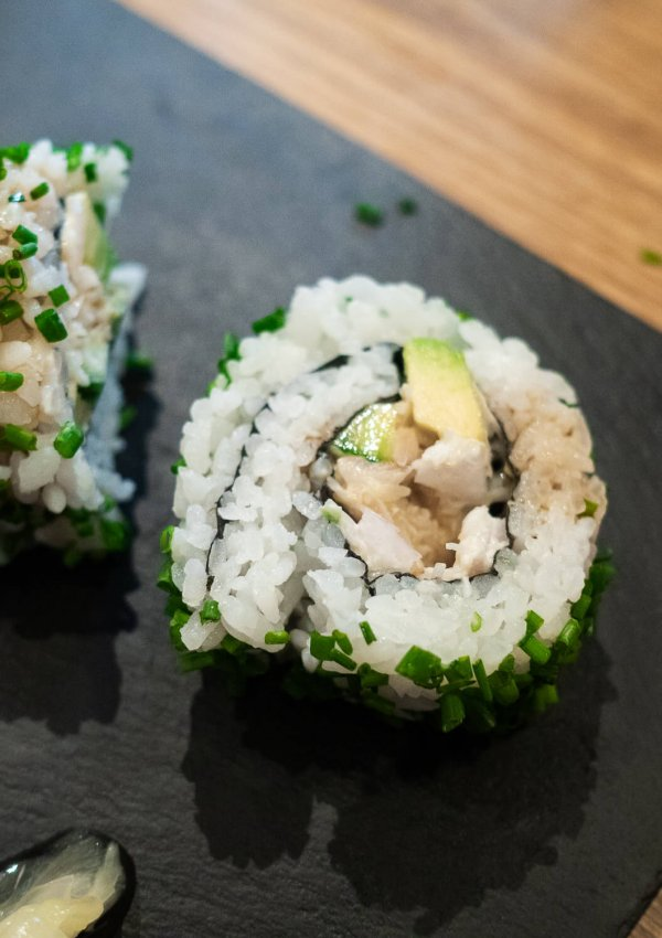 Sushi Making at Philleigh Way Cookery School with Naoko's Kitchen