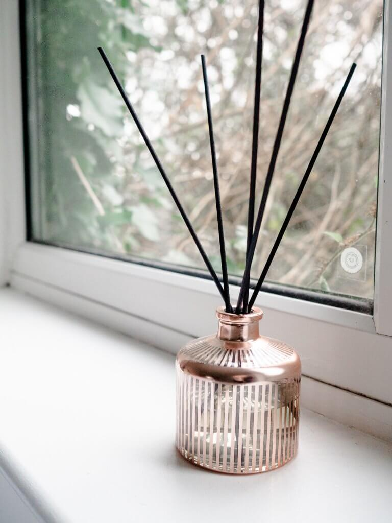 Reed diffuser from Tesco - smells incredible!