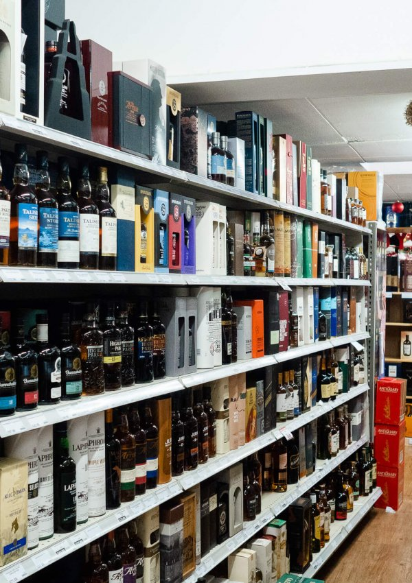 Constantine Stores | Cornwall's Goldmine for Booze Enthusiasts