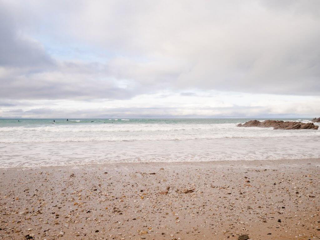Fistral Beach Newquay