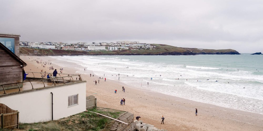 The Fish House Fistral