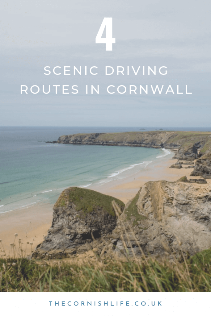 4 Scenic Drive Routes in Cornwall