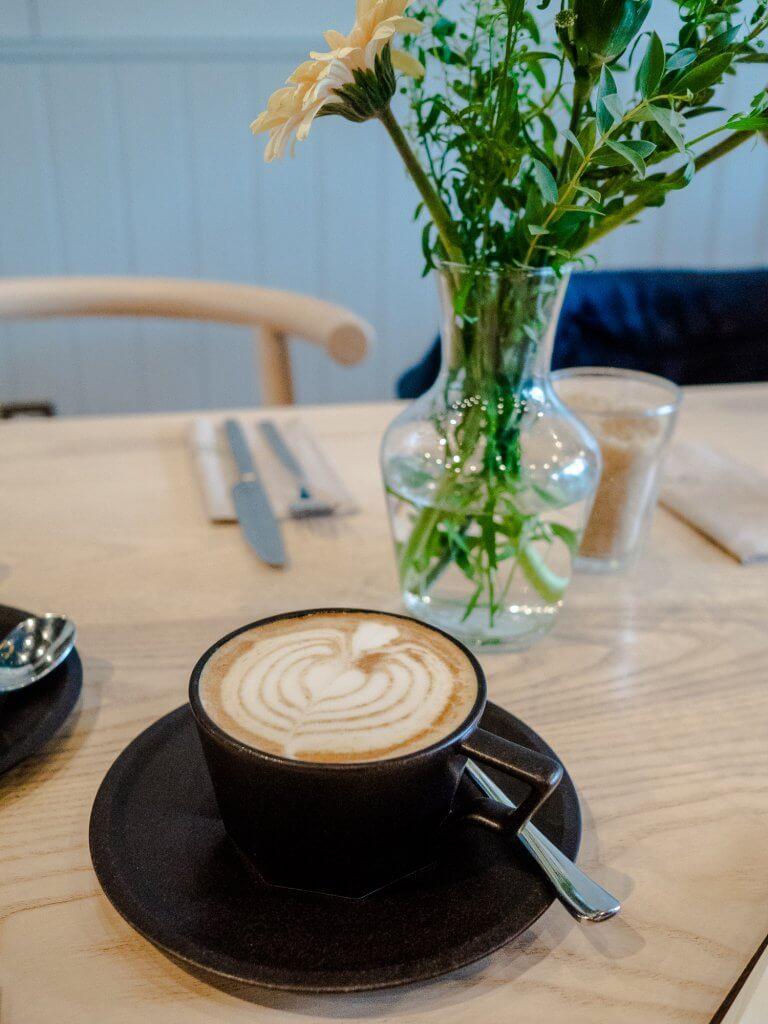 Origin Coffee at The Warehouse in Penryn