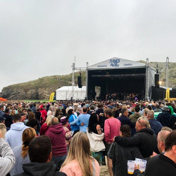 Tunes in the Dunes Festival