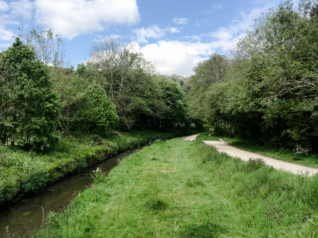 Pentewan Cycle Trail