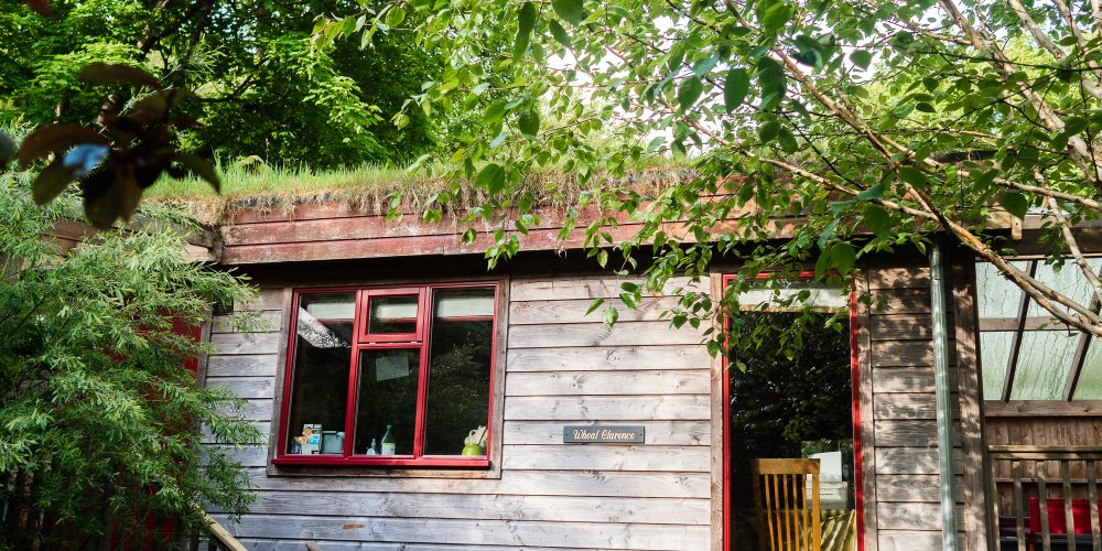 Rosehill Lodges in Porthtowan, Cornwall