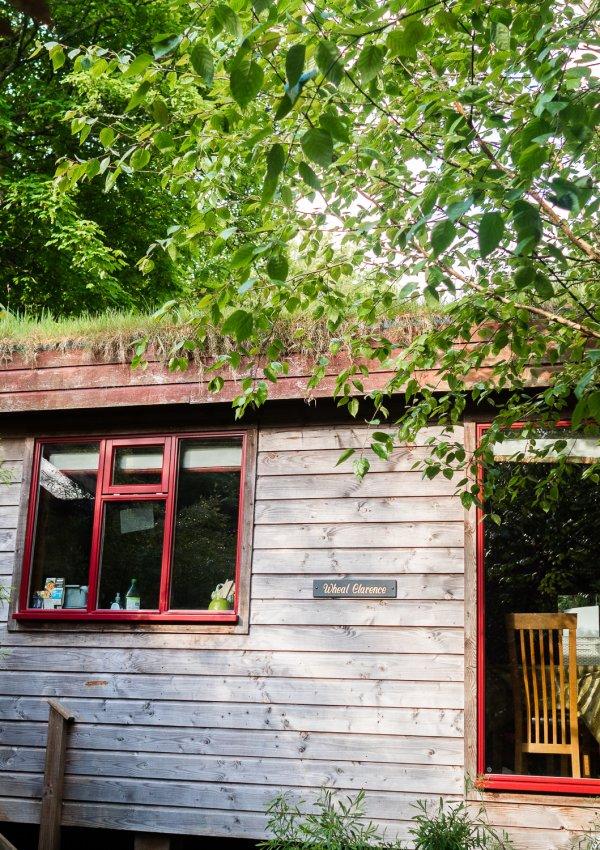 Rosehill Lodges: Paradise in Porthtowan