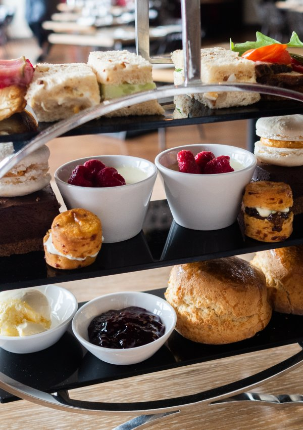 Gin-Inspired Afternoon Tea at The Scarlet