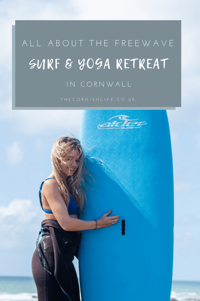 Freewave Surf & Yoga Retreat in Cornwall | Cornish Holidays and Yoga Retreats in the UK