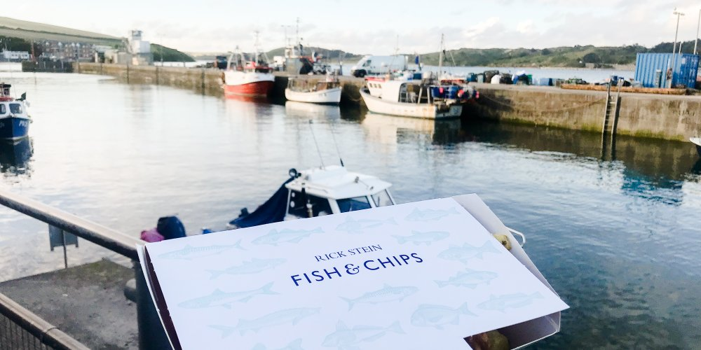 The Best Fish & Chips in Cornwall