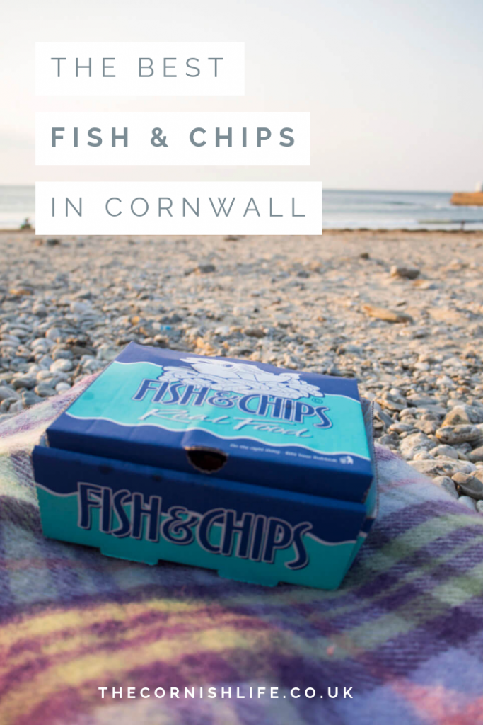 The Best Fish and Chips in Cornwall | The Cornish Life (Cornwall and UK Travel and Lifestyle Blog)