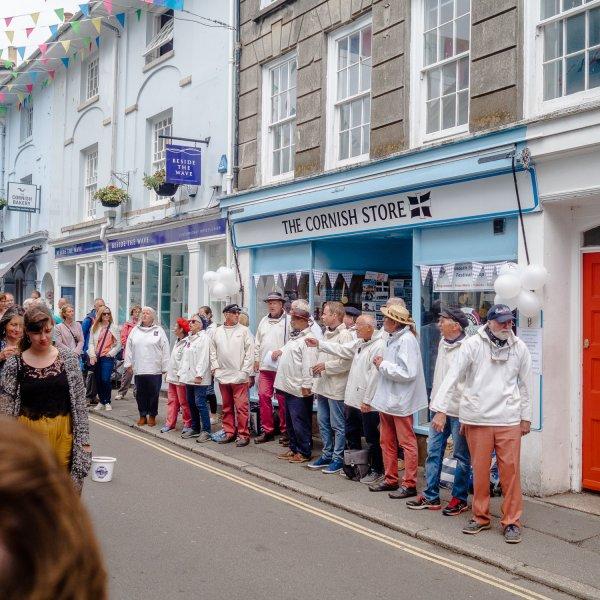 Falmouth Shanty Festival