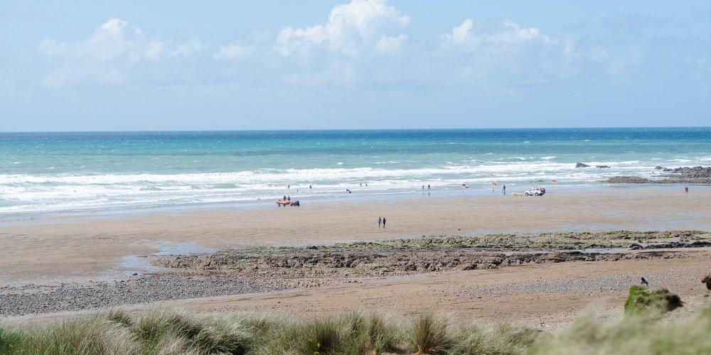 Freewave Surf & Yoga Retreat near Bude