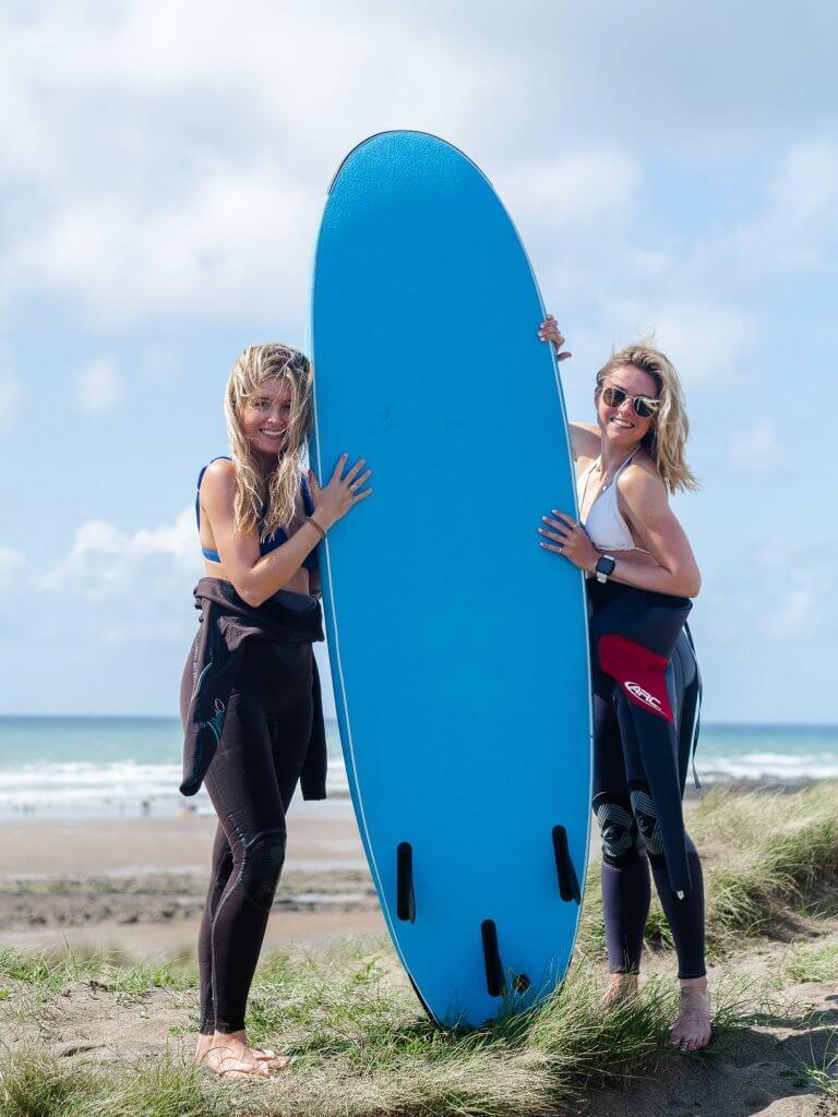 Freewave Surf & Yoga Retreat