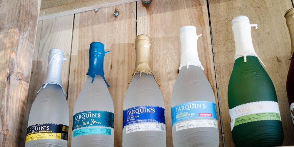 Tarquins Gin Tour Cornwall