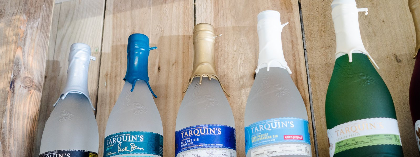 The Tarquin's Cornish Gin Experience