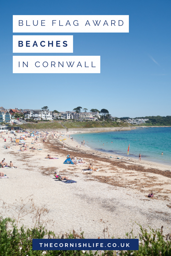 Blue Flag Beaches in Cornwall | Cornwall's safest, cleanest beaches #cornwall