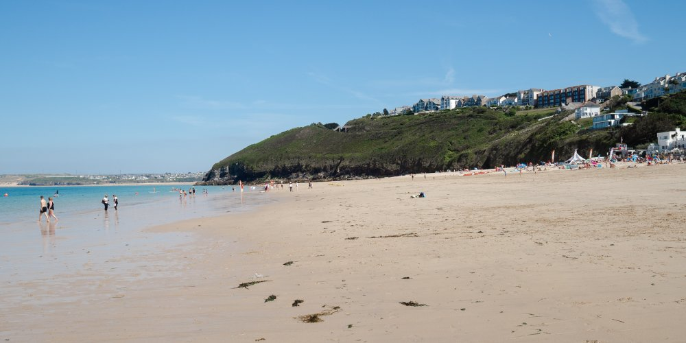 Cornwall's Blue Flag Beaches
