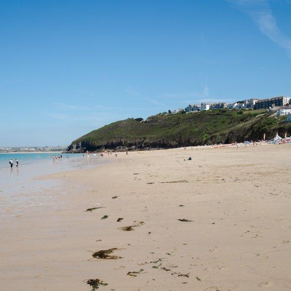 Cornwall's Blue Flag Beaches