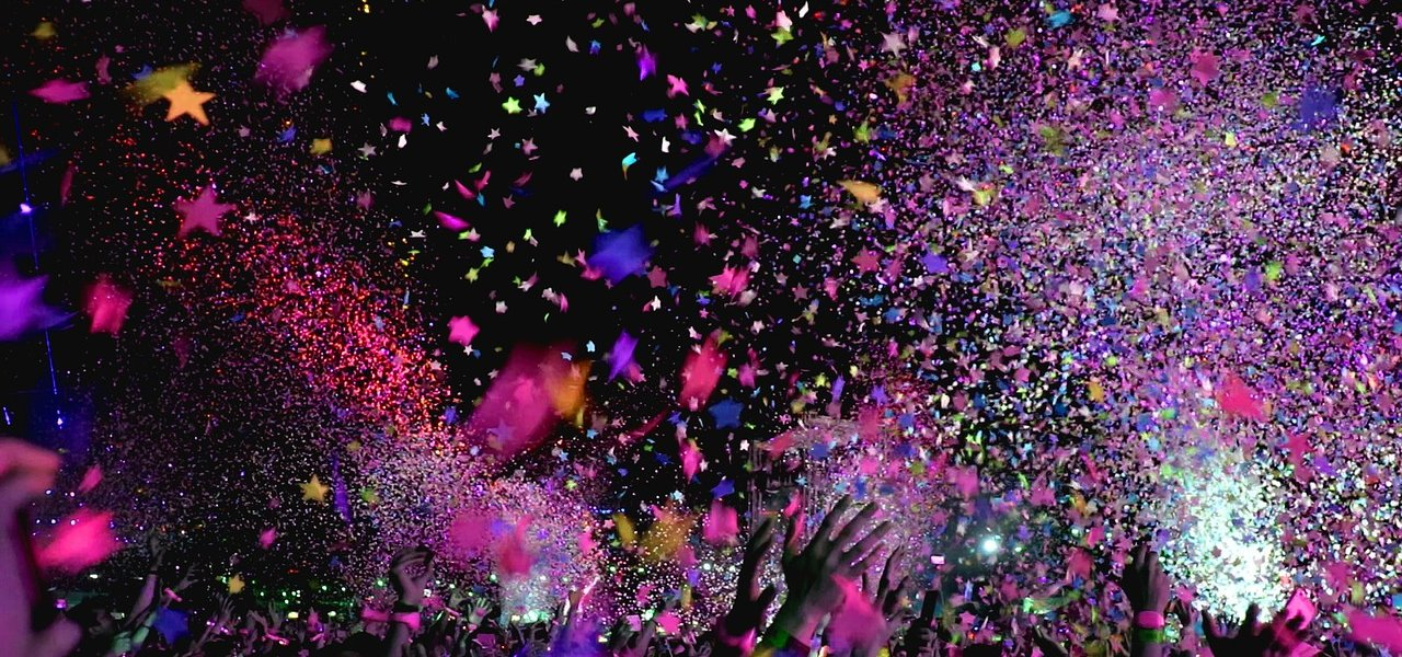 5 Music Festivals on My Bucket List