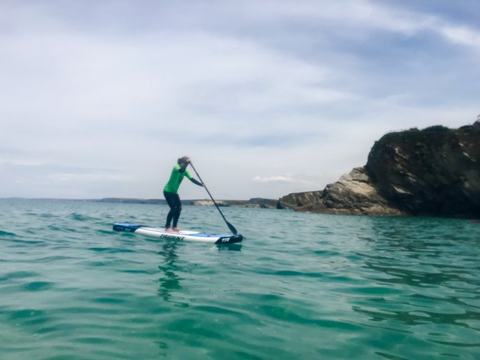 Great Western Beach and Newquay Surf School
