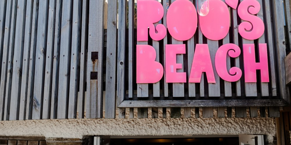 Roos Beach, Porth, Newquay