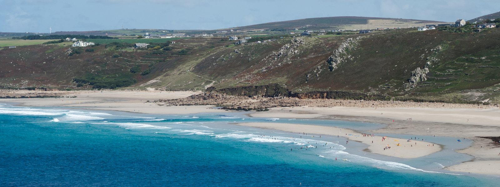 Sennen to Land's End: Searching for Shipwrecks