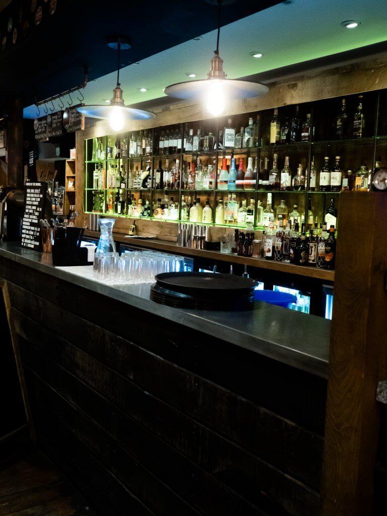 Beer & Bird in St. Ives
