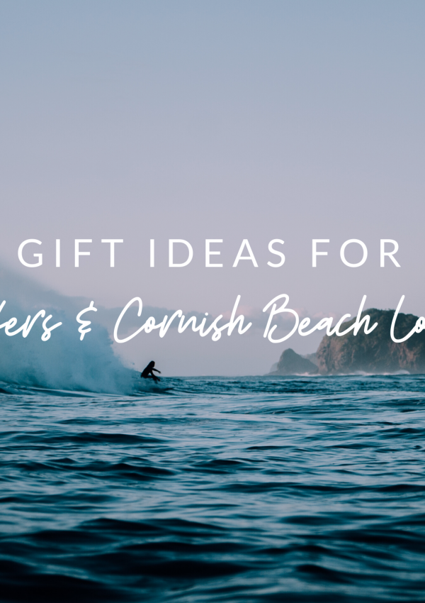 Christmas Gift Ideas for Surfers & Cornish Beach Lovers