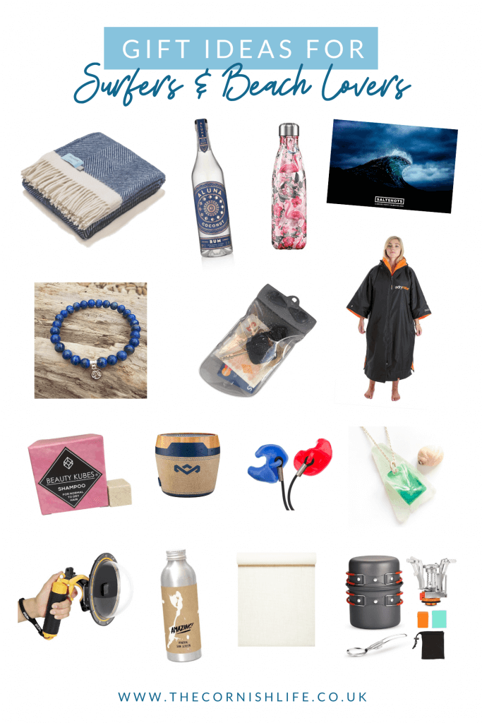 Gift Ideas for Beach Lovers & Surfers