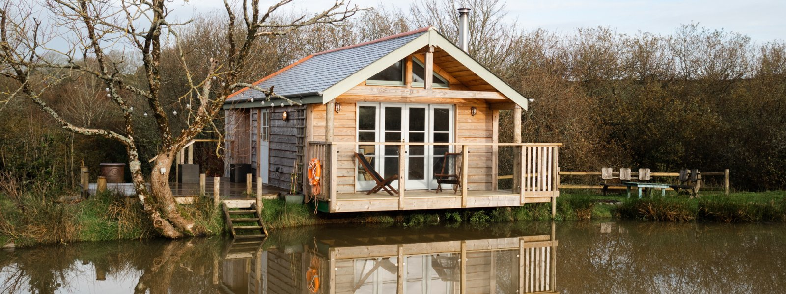A Countryside Hideaway at Pengelly Retreat