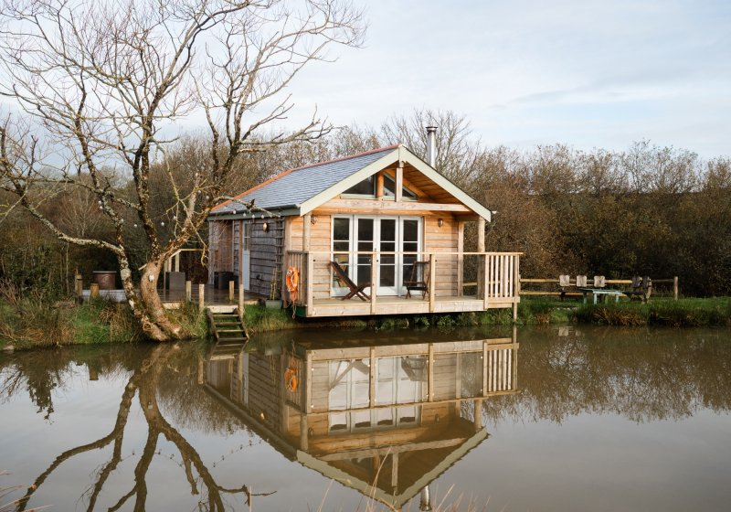 The Boat House at Pengelly Retreat