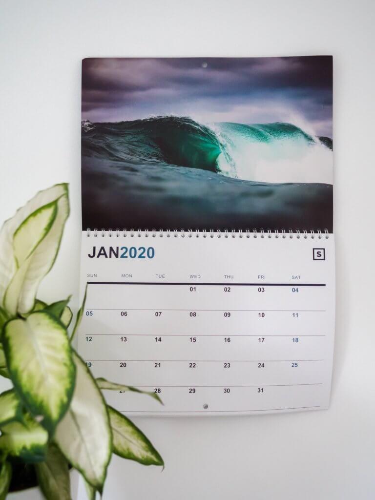 Salt Shots Calendar