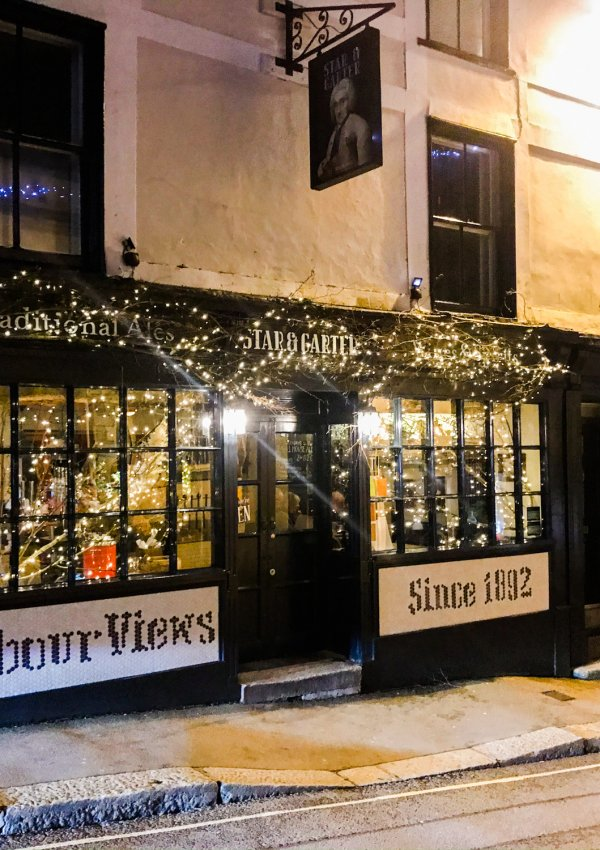 A Festive Feast at Star & Garter in Falmouth