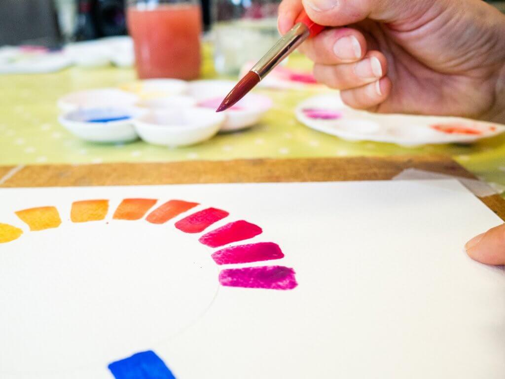 Watercolour Workshops Cornwall