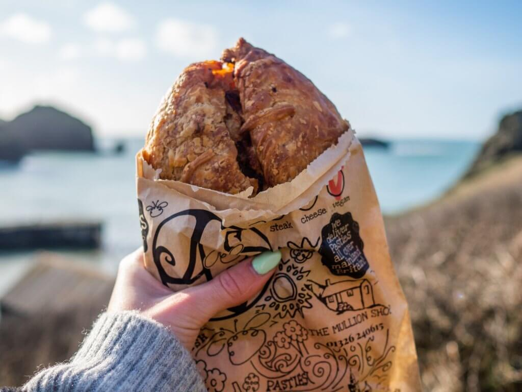 Ann's Pasties at Mullion