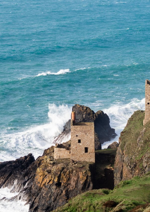 Botallack & Levant Mines (+ A Pit Stop at Moomaids of Zennor)