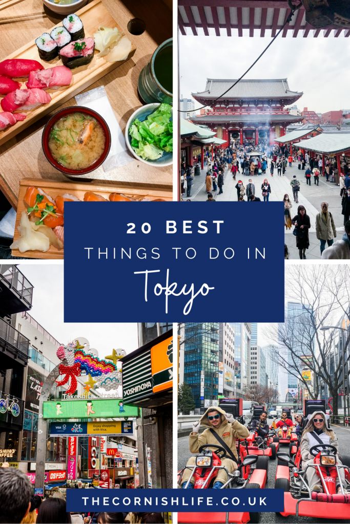 Best Things to Do in Tokyo, Japan