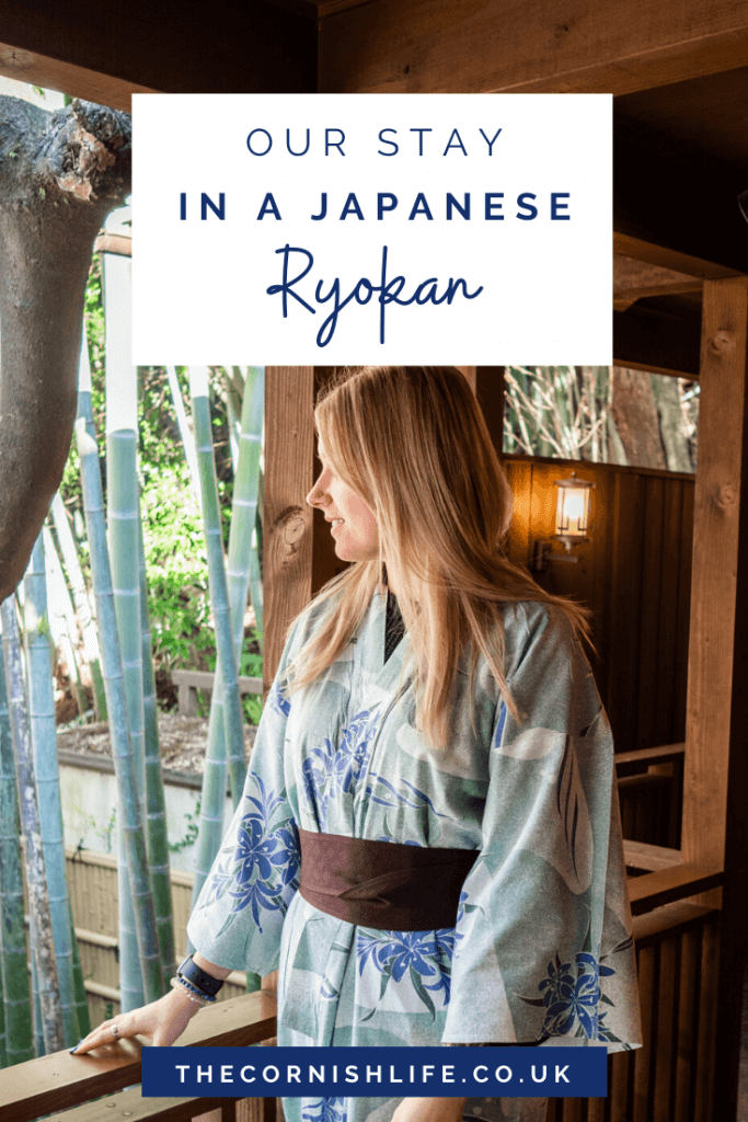 Our Stay in a Japanese Ryokan in Hakone