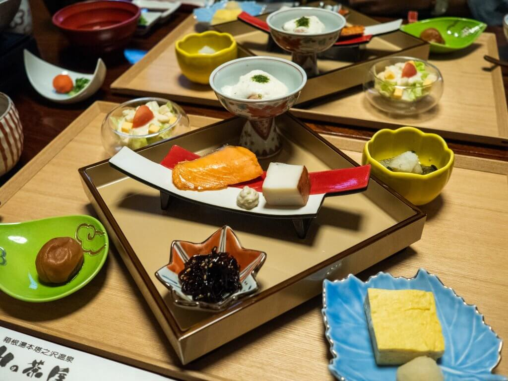 Japanese Ryokan in Hakone