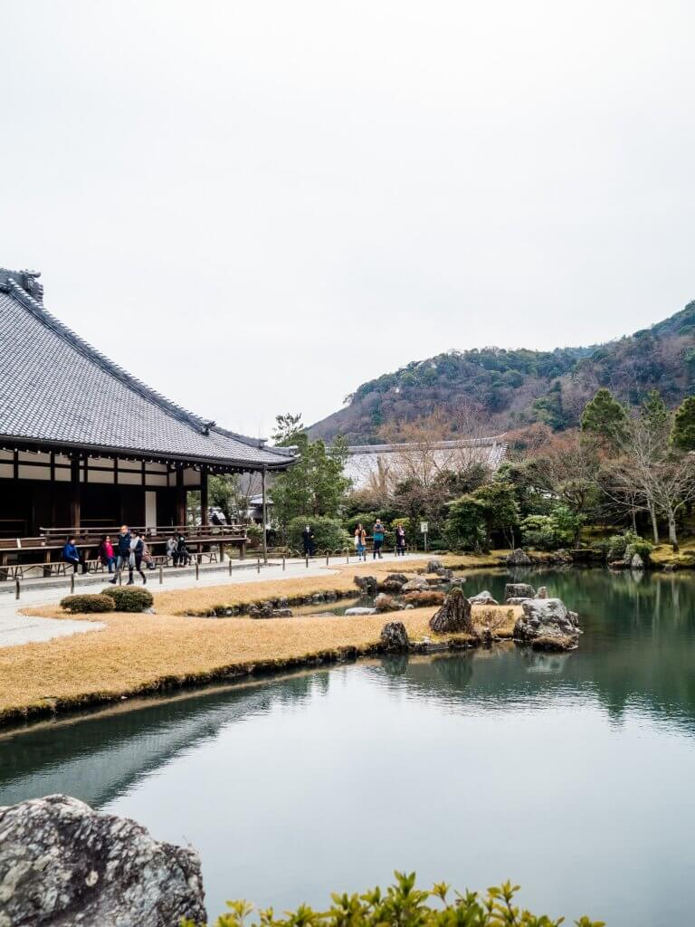 Temple in Kyoto