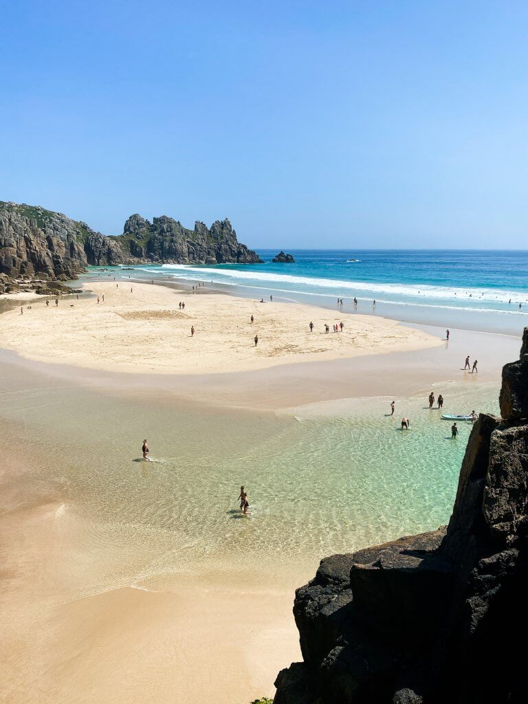 Penwith Coast in Cornwall