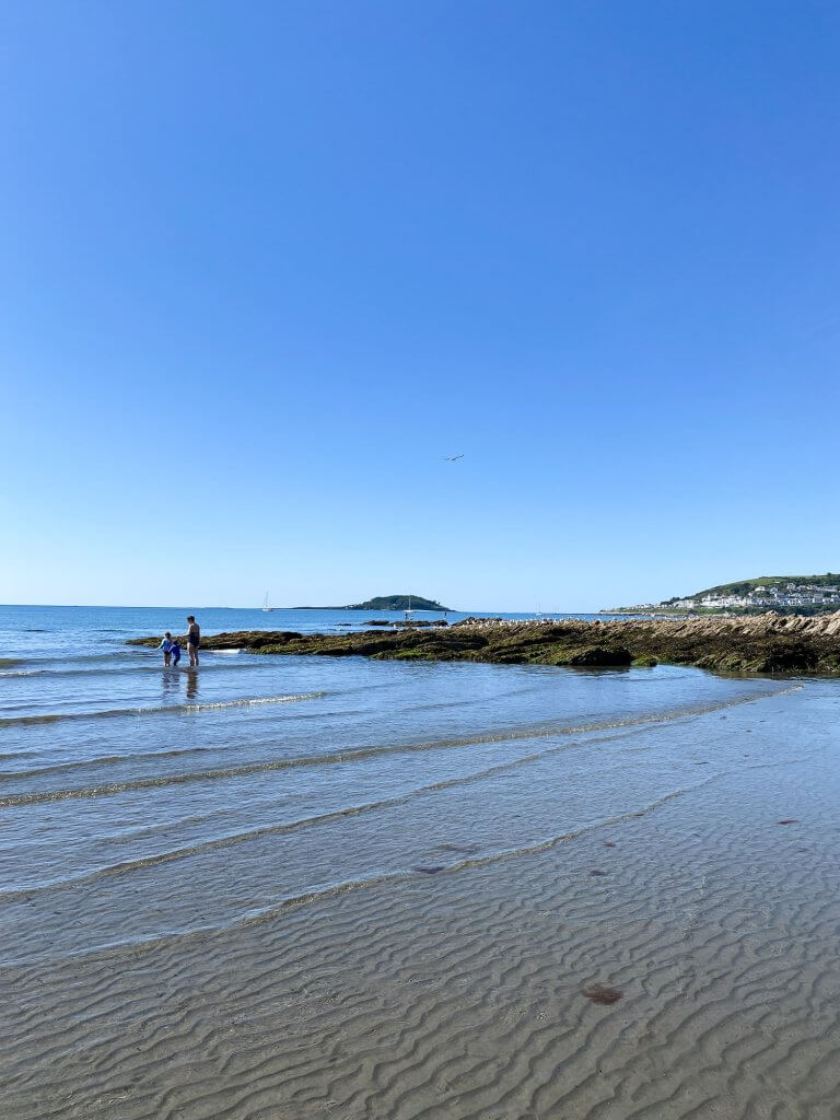 Millendreath beach, Looe (Cornwall)