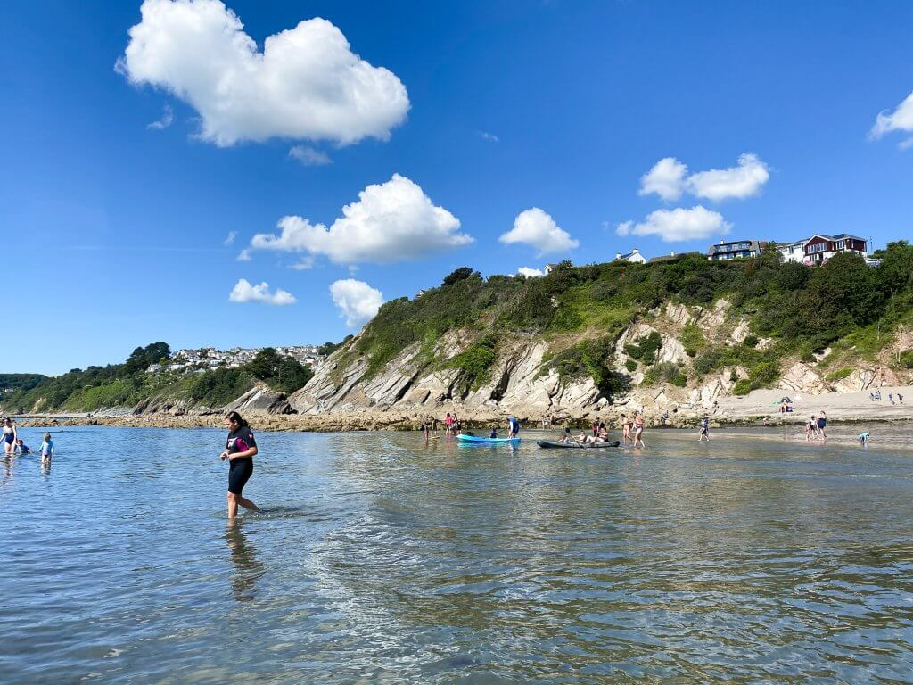 Millendreath beach, Looe (Cornwall)